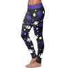 Baltimore Christmas  Football Leggings