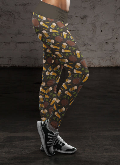 Beer Barrel Leggings