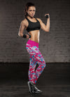 Colorful Camo Leggings