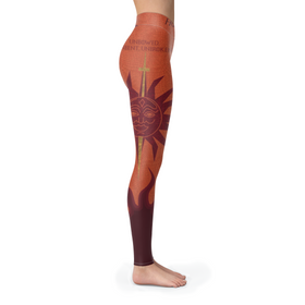 House Martell Female Leggings