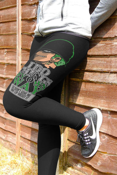 Zorro Leggings