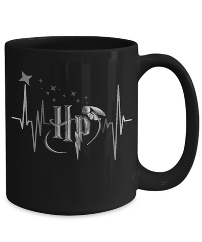 Harry Potter Pulse Mug-Coffee Mug-TEEPEAT