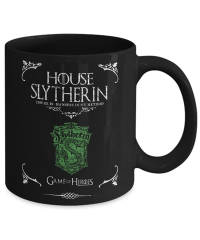 House of Slytherin Mug-Coffee Mug-TEEPEAT