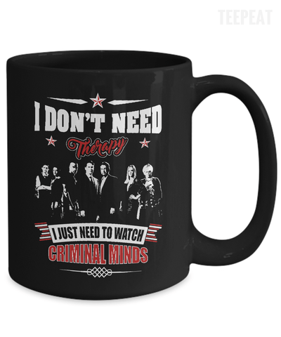 Watch Criminal Minds Mug-Coffee Mug-TEEPEAT