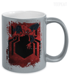 Spider Man Homecoming Metallic Mug