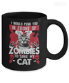 Save My Cat Mug-Coffee Mug-TEEPEAT