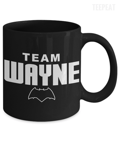 Team Wayne Mug