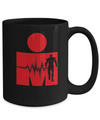 Iron Man Pulse Mug-Coffee Mug-TEEPEAT