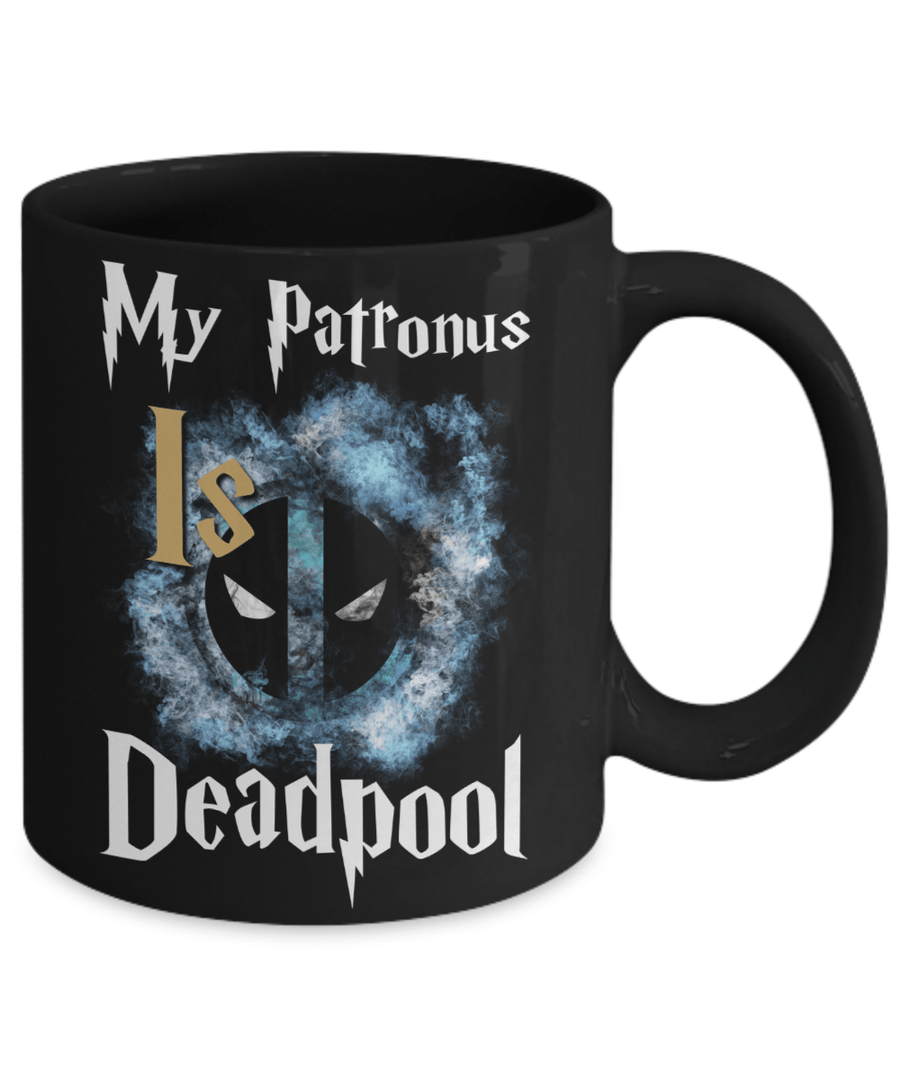 My Patronus is Deadpool Mug