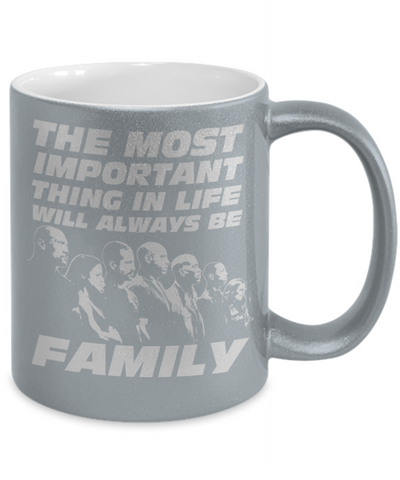 Family Metallic Mug-Coffee Mug-TEEPEAT