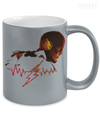 Flash Pulse Metallic Mug-Coffee Mug-TEEPEAT