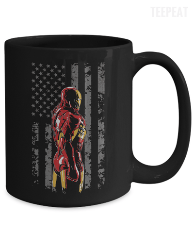 Ironman Pick a Side Mug