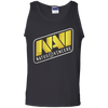CustomCat Apparel 100% Cotton Tank Top / Black / Small Dota 2 Na`Vi Tee