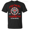 CustomCat Apparel Custom Ultra Cotton T-Shirt / Black / Small Akatsuki Organization Tee