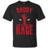 CustomCat Apparel Custom Ultra Cotton T-Shirt / Black / Small Daddy Rage Tee