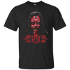 CustomCat Apparel Custom Ultra Cotton T-Shirt / Black / Small Darth Maul Pulse Tee