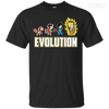 CustomCat Apparel Custom Ultra Cotton T-Shirt / Black / Small DBZ - Saiyan Evolution Tee