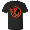 CustomCat Apparel Custom Ultra Cotton T-Shirt / Black / Small Deadpool Boy Tee
