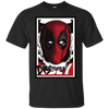 CustomCat Apparel Custom Ultra Cotton T-Shirt / Black / Small Deadpool DisOBEY Tee