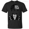 CustomCat Apparel Custom Ultra Cotton T-Shirt / Black / Small Death the Kid Tee