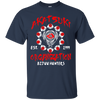 CustomCat Apparel Custom Ultra Cotton T-Shirt / Navy / Small Akatsuki Organization Tee