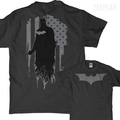 CustomCat Apparel Dark Knight