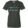 CustomCat Apparel Ladies Custom 100% Cotton T-Shirt / Forest Green / X-Small Beta Tester Cheater Ladies Tee