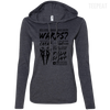CustomCat Apparel Ladies LS T-Shirt Hoodie / Heather Dark Grey/Dark Grey / Small Dota 2 Buy Wards Ladies Tee