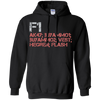 CustomCat Apparel Pullover Hoodie 8 oz / Black / Small Counter Strike Buy AK47 Red Tee