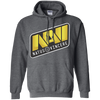 CustomCat Apparel Pullover Hoodie 8 oz / Dark Heather / Small Dota 2 Na`Vi Tee