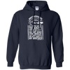CustomCat Apparel Pullover Hoodie 8 oz / Navy / Small Brotherhood Tee