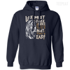 CustomCat Apparel Pullover Hoodie 8 oz / Navy / Small Dumbledore Tee