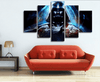 DF Canvas Darth Vader Painting - 5 Piece Canvas LIMITED EDITION