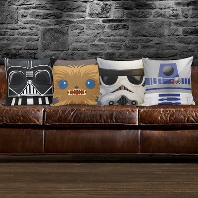 Star Wars Pillows V2-Pillows-TEEPEAT