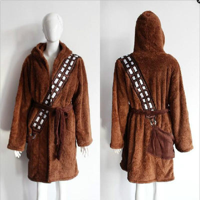 Empire Prints bathrobes Chewie Bathrobe