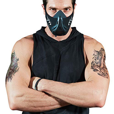 FBRO Sports High Altitude Training Mask