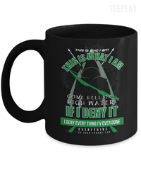 This Is What I Am Arrow - Mug