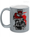 The Kingdom Ezekiel Metallic Mug