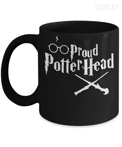 Potter Head Mug-Coffee Mug-TEEPEAT