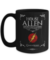 House of Allen Mug-Coffee Mug-TEEPEAT