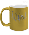Harry Potter Pulse Metallic Mug-Coffee Mug-TEEPEAT