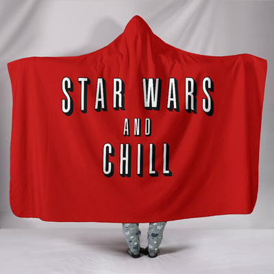 Star Wars and Chill Hooded Jacket