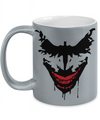 Joker Face Metallic Mug