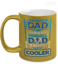 Jadi Dad - Metallic Mug