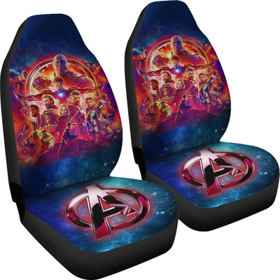Avengers Unity Car Seat Covers