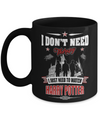 Need To Watch Harry Potter Mug-Coffee Mug-TEEPEAT