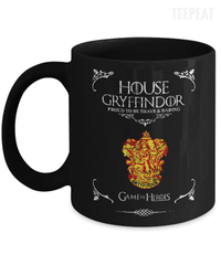 House of Gryffindor Mug