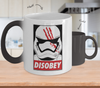 Star Wars DisOBEY Color Changing Mug