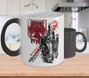 Saviors Negan Color Changing Mug