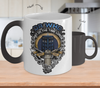 Time Lord Color Changing Mug